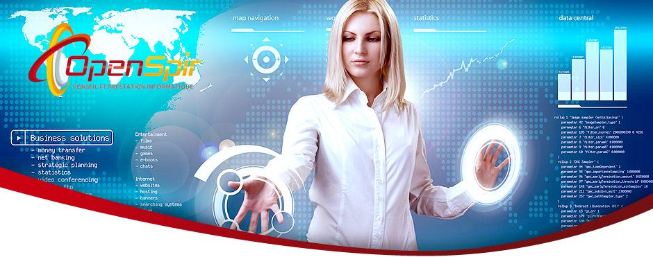 L'informatique au service de l'entreprise